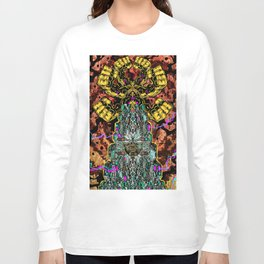 CROWN OF BADASSERY Long Sleeve T-shirt