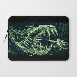 Metroid Metal: M2Q- End of the Line Laptop Sleeve