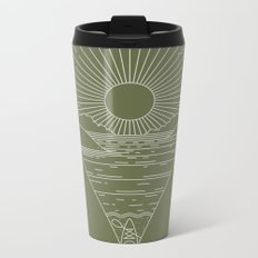 Heading Out Metal Travel Mug