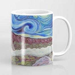 Sunny Starry Night Coffee Mug