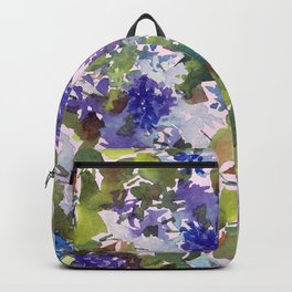 French Lavender Lilacs Backpack