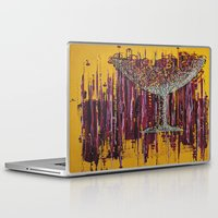 wine Laptop & iPad Skins featuring :: Afternoon Wine :: by :: GaleStorm Artworks ::