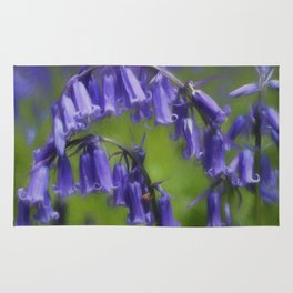 Bluebell Arch Rug
