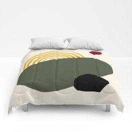 abstract 020419 Comforters