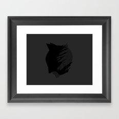 The Fallen Knight Framed Art Print