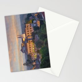 Sintra Royal Palace. Lisbon, Portugal Stationery Cards