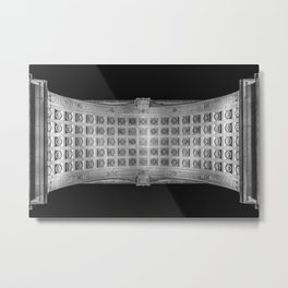 Washington Square Arch Metal Print
