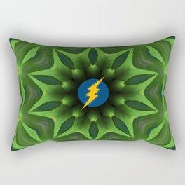 Lightning-44 Rectangular Pillow