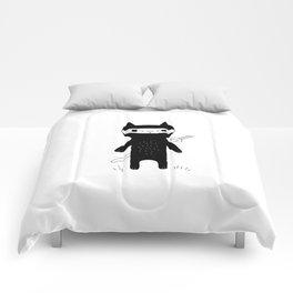 Ninja Cat Comforters