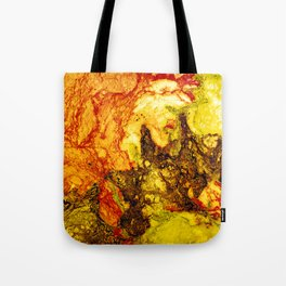 Heat Tote Bag