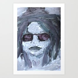 Rasta  Art Print