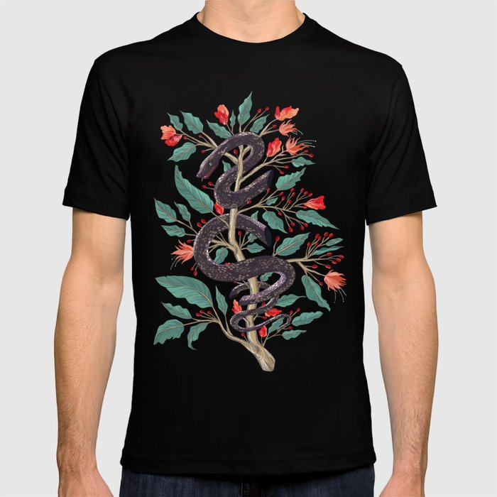 Life in Eden Changed T-shirt