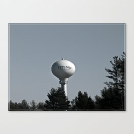 Welcome to New Hampshire Canvas Print