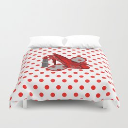 Sweet And Sassy - Fashion Duvet Cover