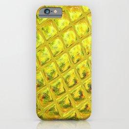 Art digital tendance iPhone Case