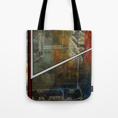 Comic Element Tote Bag
