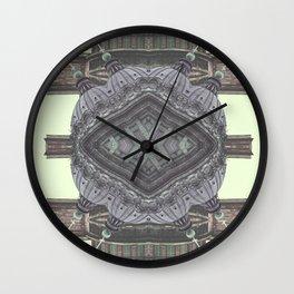 Architecture navajo Wall Clock