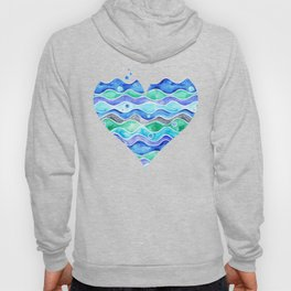 A Sea of Love (white) Hoody