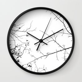 In my Veins NO2 Wall Clock