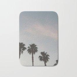 Vegas Palm Trees Bath Mat