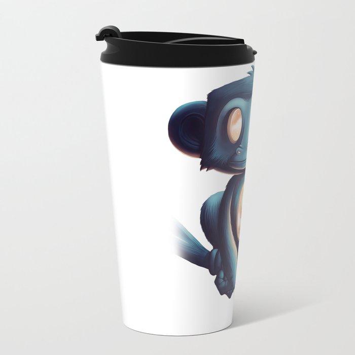 Sunrise Metal Travel Mug