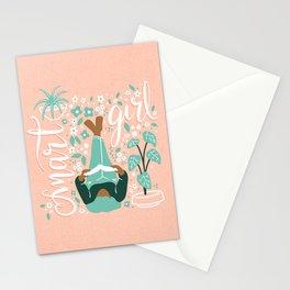 Smart Girl v3 Stationery Cards
