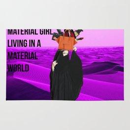 material girl Rug