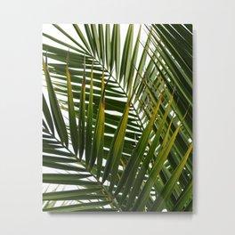 Tropical Decor 2 Metal Print