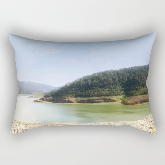 Thomson Reservoir  Rectangular Pillow