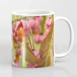 Pink and orange Coffee Mug