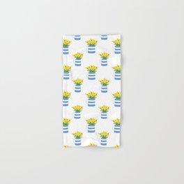 Cornish Daffodils Hand & Bath Towel