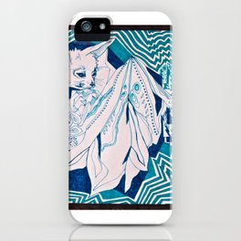 Fox's Den iPhone Case