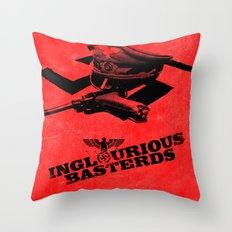 Inglourious Basterds Throw Pillow