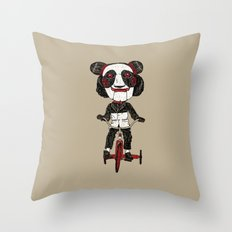 Panda Lover Throw Pillow