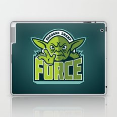 Dagobah Swamp Force - Teal Laptop & iPad Skin