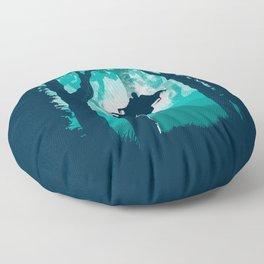 Return Of The Soulless Floor Pillow