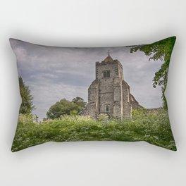 St Peter Firle Rectangular Pillow