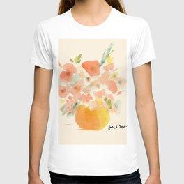 Gorgeous Poppies by artist John E. T-shirt
