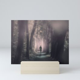 Into The Light Mini Art Print