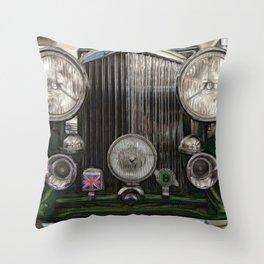 Best of British  Throw Pillow