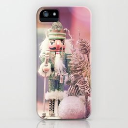 Dreamy nutcrackers 2 iPhone Case