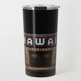 Hawaii Theater Travel Mug