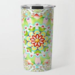 Mandala Mandala II Travel Mug