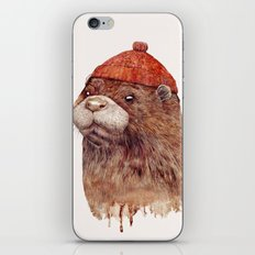River Otter iPhone & iPod Skin