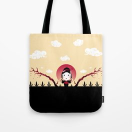 Geisha2 Tote Bag