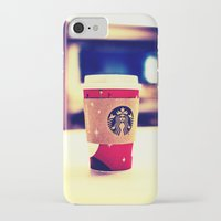 starbucks iPhone & iPod Cases featuring Starbucks  by Jo Bekah Photography