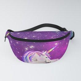 Celestial Unicorn Fanny Pack