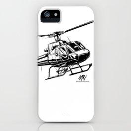 Eurocopter AS350 Écureuil iPhone Case