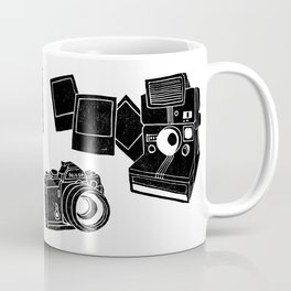 Weapons Of Mass creation - Photography (block print) Coffee Mug