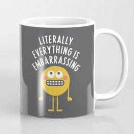 The Shame of It All Coffee Mug
